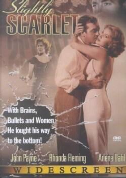 Slightly Scarlet (DVD)