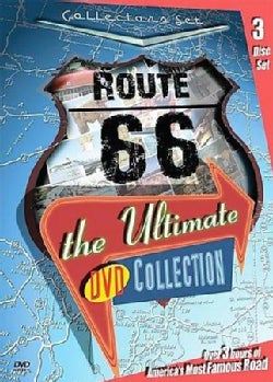 Route 66: The Ultimate DVD Collection (DVD)