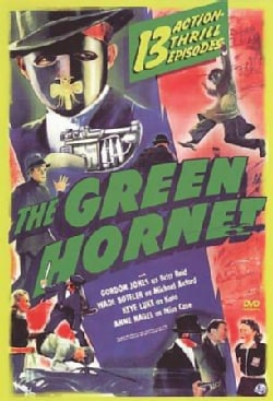 The Green Hornet (DVD)