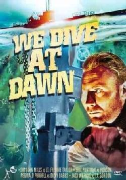 We Dive At Dawn (DVD)