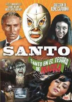 Santo En El Tesoro De Dracula (DVD)
