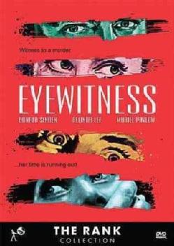 Eyewitness (DVD)