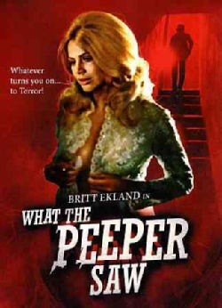 What The Peeper Saw (DVD)