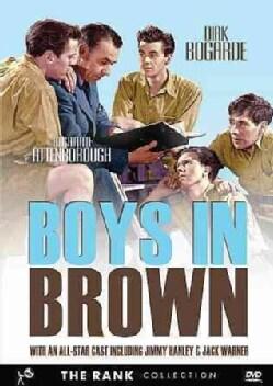 Boys In Brown (DVD)