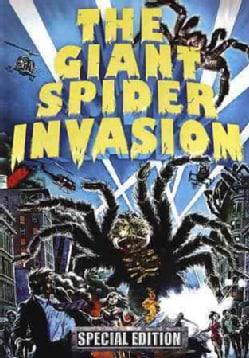 The Giant Spider Invasion (DVD)