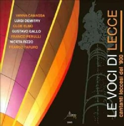 Franco Perulli - Le Voce Di Lecce (The Voices of Lecce)