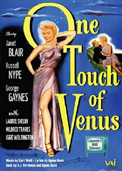 Weill: One Touch of Venus (DVD)