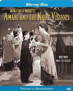 Menotti: Amahl and The Night Visitors (Blu-ray Disc)
