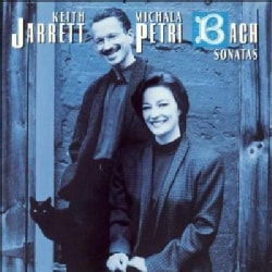 Jarrett/Petri - Bach:Sonatas