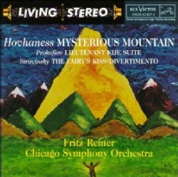 F Reiner/Chicago Symphony Orchestra - Hovhaness:Mysterious Mountain