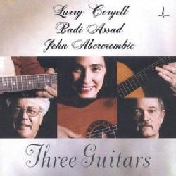 John Abercrombie - Three Guitars
