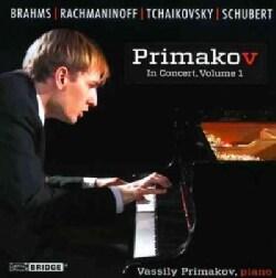 Vassily Primakov - Brahms/Busoni/Rachmaninoff: Primakov in Concert, Vol. 1