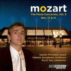 Vassily Primakov - Mozart Piano Concertos, Vol. 3