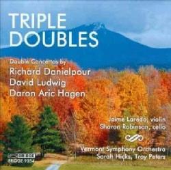 Vermont Symphony Orchestra - Triple Doubles