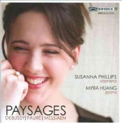 Susanna Phillips - Paysages