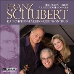 Jaime Laredo - Schubert: The Piano Trios & Arpeggione Sonata
