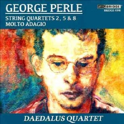 Daedalus Quartet - Perle: The String Quartets: Vol. 1