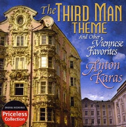 Anton Karas - The Third Man Theme & Other Viennese Favorites