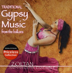 Zoltan and His Gypsy Ensemble - Traditional Gypsy Music from the Balkans
