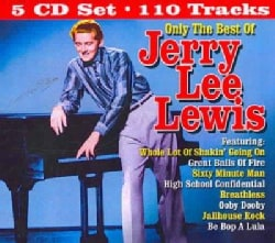Jerry Lee Lewis - Only The Best of Jerry Lee Lewis
