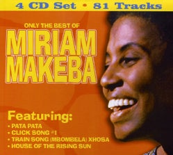 Miriam Makeba - Only The Best of Miriam Makeba