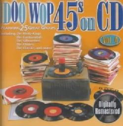 Various - Doo Wop 45's on CD Volume4