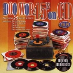Various - Doo Wop 45s On CD - Vol 14