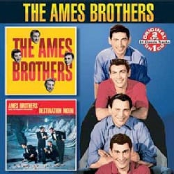 Ames Brothers - Destination Moon
