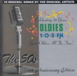 Various - Wods Anniversary 50's