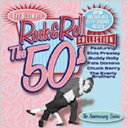 Various - Ultimate Rock & Roll Collection-50's