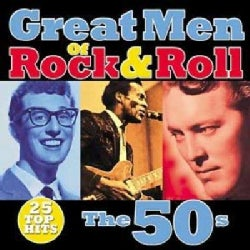 Various - Great Men Of Rock & Roll: The 50s