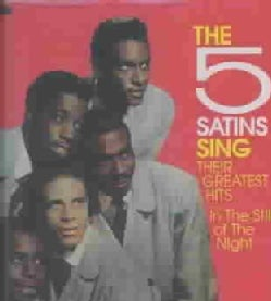 Five Satins - Sing Their Greatest Hits