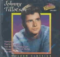 Johnny Tillotson - Johnny Tillotson: Golden Classics