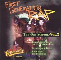 Various - First Generation Rap:Old School Vol02