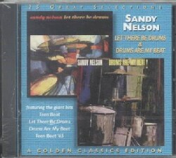 Sandy Nelson - Let There Be Drums/Drums Are My Beat