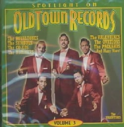 Various - Spotlight on Old Town Records Vol. 03