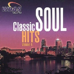 Various - Wdas Classic Soul Hits Vol. 04