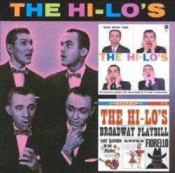 Hi-Lo's - Now Hear This/Broadway Playbill