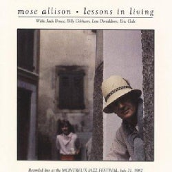 Mose Allison - Lessons In Living