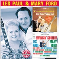Les Paul/Mary Ford - Warm and Wonderful/Swingin' South!!