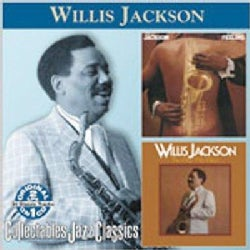 Willis Jackson - Plays With Feeling/The Way We Were