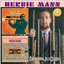 Herbie Mann - Our Mann Flute/Impressions of the Middle East