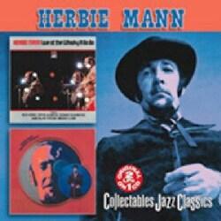 Herbie Mann - Live at the Whiskey a Go-Go/Mississippi Gambler