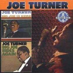 Big Joe Turner - Big Joe Is Here/Big Joe Rides Again