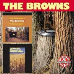 Browns - I Heard The Bluebirds Sing/A Harvest Of Country Songs