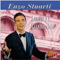Enzo Stuarti - Arrives at Carnegie Hall