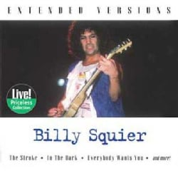 Billy Squier - Extended Versions