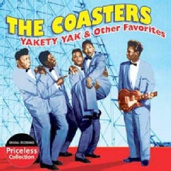 The Coasters - Yakety Yak & Other Favorites