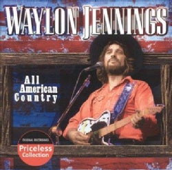 Waylon Jennings - All American Country