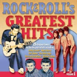 Various - Rock & Roll's Greatest Hits: Vol 1